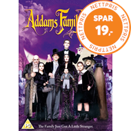 Produktbilde for Addams Family Values (UK-import) (DVD)