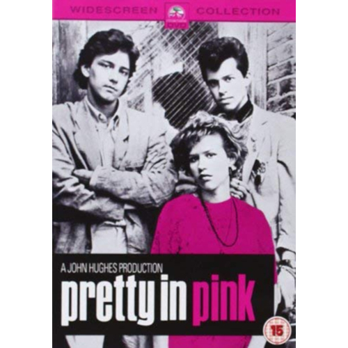 Pretty In Pink (UK-import) (DVD)