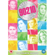Produktbilde for Beverly Hills 90210 - Sesong 4 (UK-import) (DVD)