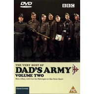 Produktbilde for Dad's Army - The Very Best Of Vol. 2 (UK-import) (DVD)
