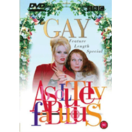 Produktbilde for Absolutt Fabelaktig - Gay (UK-import) (DVD)