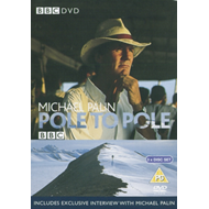 Produktbilde for Michael Palin - Fra Pol Til Pol (UK-import) (DVD)