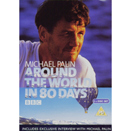 Produktbilde for Michael Palin - Jorden Rundt På 80 Dager (UK-import) (DVD)