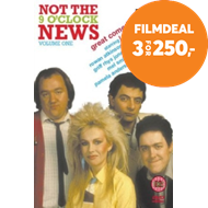 Produktbilde for Not The Nine O'Clock News - Volume 1 (UK-import) (DVD)