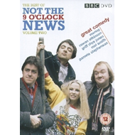 Produktbilde for Not The Nine O'Clock News - Volume 2 (UK-import) (DVD)