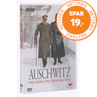 Produktbilde for Auschwitz - The Nazis And The Final Solution (UK-import) (DVD)