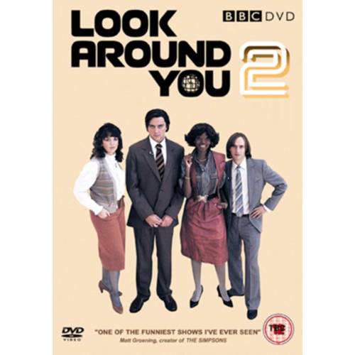 Look Around You Sesong 2 Uk Import Dvd