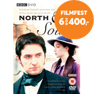 Produktbilde for North And South (BBC) (UK-import) (DVD)