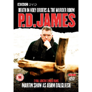 Produktbilde for P.D. James: Death In Holy Orders/The Murder Room (UK-import) (DVD)
