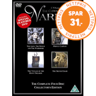 Produktbilde for The Chronicles Of Narnia - Collector's Box Set (UK-import) (DVD)