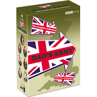 Produktbilde for Dad's Army - The Complete Collection (UK-import) (DVD)