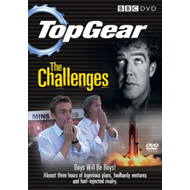 Produktbilde for Top Gear - The Challenges Vol. 1 (UK-import) (DVD)