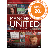 Produktbilde for The Manchester United Story - We Are United (DVD)