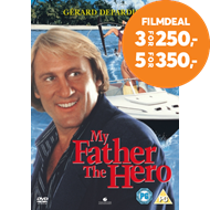 Produktbilde for My Father The Hero (UK-import) (DVD)