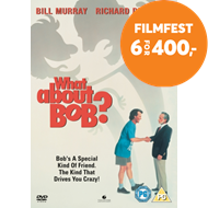 Produktbilde for What About Bob? (UK-import) (DVD)