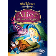 Produktbilde for Alice In Wonderland (UK-import) (DVD)