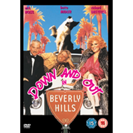 Produktbilde for Down And Out In Beverly Hills (UK-import) (DVD)
