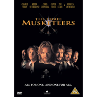 Produktbilde for The Three Musketeers (UK-import) (DVD)