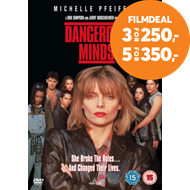Produktbilde for Dangerous Minds (UK-import) (DVD)