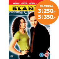 Produktbilde for Grosse Pointe Blank (UK-import) (DVD)