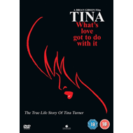 Produktbilde for Tina - What's Love Got To Do With It (UK-import) (DVD)