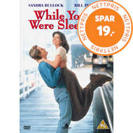 Produktbilde for While You Were Sleeping (UK-import) (DVD)