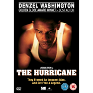 Produktbilde for The Hurricane (UK-import) (DVD)