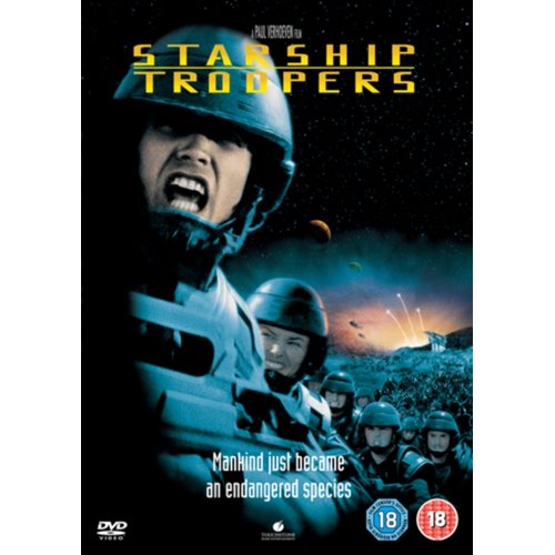 Starship Troopers (UK-import) (DVD)