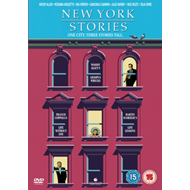 Produktbilde for New York Stories (UK-import) (DVD)