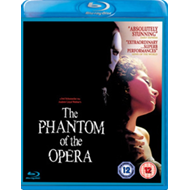 Produktbilde for The Phantom Of The Opera (UK-import) (BLU-RAY)