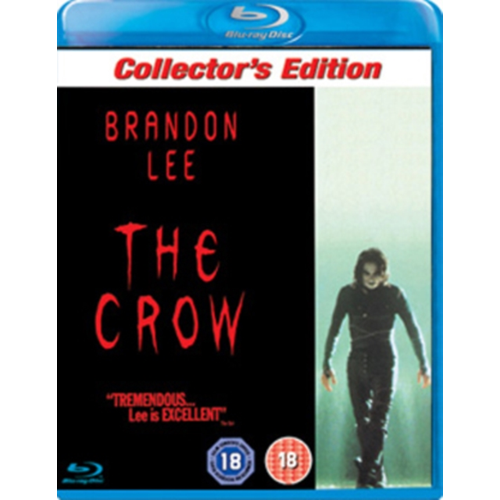 The Crow (UK-import) (BLU-RAY)