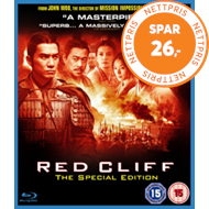 Produktbilde for Red Cliff - Special Edition (UK-import) (BLU-RAY)