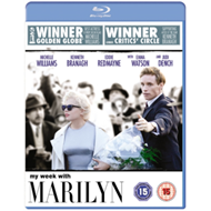 Produktbilde for My Week With Marilyn (UK-import) (BLU-RAY)