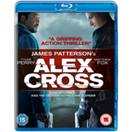 Produktbilde for Alex Cross (UK-import) (BLU-RAY)