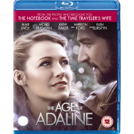 Produktbilde for The Age Of Adaline (UK-import) (BLU-RAY)