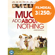 Produktbilde for Much Ado About Nothing (UK-import) (DVD)