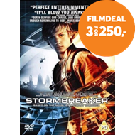 Produktbilde for Stormbreaker (UK-import) (DVD)