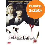 Produktbilde for The Black Dahlia (UK-import) (DVD)