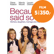 Produktbilde for Because I Said So (UK-import) (DVD)