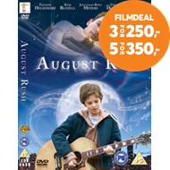 Produktbilde for August Rush (UK-import) (DVD)
