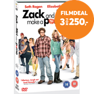 Produktbilde for Zack & Miri Make A Porno (UK-import) (DVD)