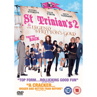 Produktbilde for St. Trinians 2 - The Legend Of Fritton's Gold (UK-import) (DVD)