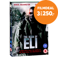 Produktbilde for The Book Of Eli (UK-import) (DVD)