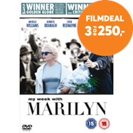 Produktbilde for My Week With Marilyn (UK-import) (DVD)