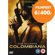 Produktbilde for Colombiana (UK-import) (DVD)