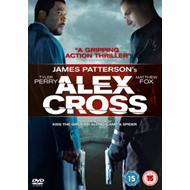 Produktbilde for Alex Cross (UK-import) (DVD)
