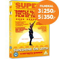 Produktbilde for Sunshine On Leith (UK-import) (DVD)