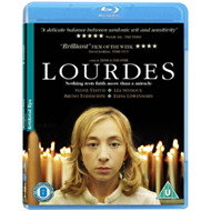Produktbilde for Lourdes (UK-import) (BLU-RAY)