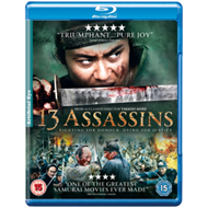 Produktbilde for 13 Assassins (UK-import) (BLU-RAY)