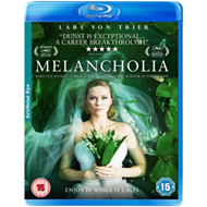 Produktbilde for Melancholia (UK-import) (BLU-RAY)